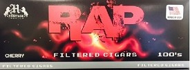 Rap Filtered Cigars Cherry