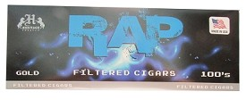 Rap Filtered Cigars Gold