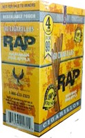 RAP Cigarillos Hawaiian Pineapple Pouch 15/4 Pre-Priced