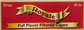 Royale Filtered Cigars Full Flavor