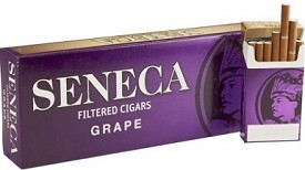 Seneca Sweets Filtered Cigars Natural