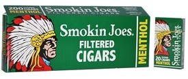 Smokin Joes Filtered Cigars Cherry