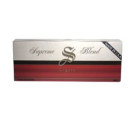 Supreme Blend Filtered Cigars Full Flavor