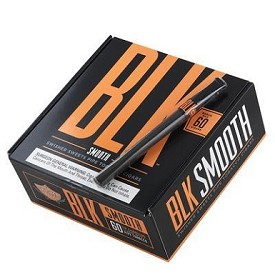 Swisher Sweets Tip BLK Smooth Cigars Box 60 Ct