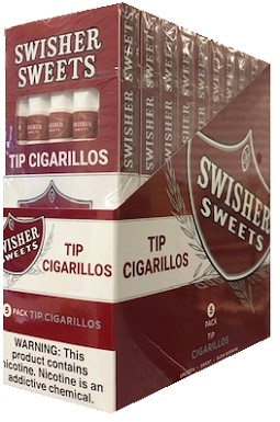 Swisher Sweets Tip Cigarillo 5 Pack 10/5