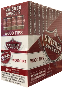 Swisher Sweets Wood Tip Cigars 5 Pack