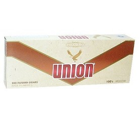 Union Filtered Cigars Mellow (Light)