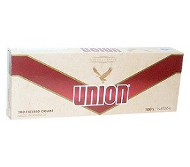 Union Filtered Cigars Natural (Full Flavor)