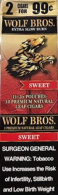 Wolf Bros Sweet 2 for 99